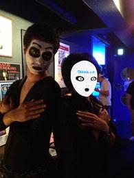 カシミールナポレオンKさんとtakahiro