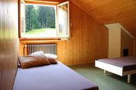 Etagenbett Schlafsaal