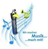 Musizieren macht Spaß!