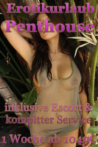 Penthouse für Sexurlaub in der karibik, Urlaub mit Sexgarantie.