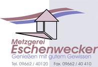 Metzgerei Eschenwecker