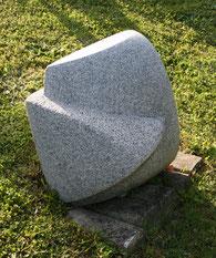 MARKUS MIKSCH,  o.T., Mauthausner Granit
