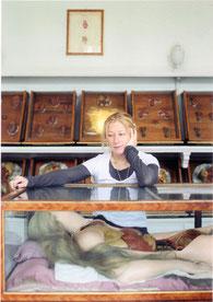 "Paul Kranzler  ""Cindy II"" Fotografie, C-Print 68 x 45 cm, gerahmt Auflage: 2/7"