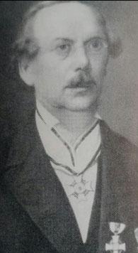 Bürgermeister Johann Friedrich Müller