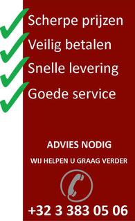 prodito biedt slijpschijven aan scherpe prijzen met advies op maat