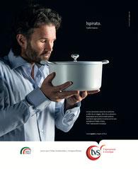 Carlo Cracco Masterchef TVS Liquida Casseruola pentola Testimonial Daniele Butera DBPhotography