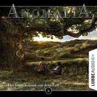 CD Cover Anomalia - Folge 6 Hochmut kommt vor dem Fall