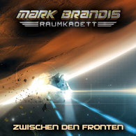 CD Cover Mark Brandis Raumkadett 10