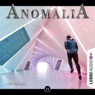 CD Cover Anomalia Folge 11