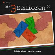 CD Cover die 3 Senioren Folge 1