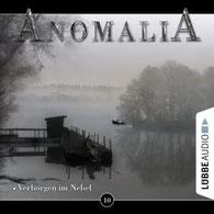 CD Cover - Anomalia - Verborgen im Nebel