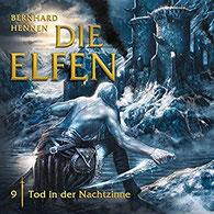 CD Cover Die Elfen - Tod in der Nachtzinnne