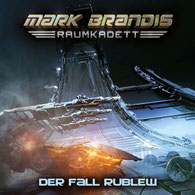 CD Cover Mark Brandis Raumkadett 12