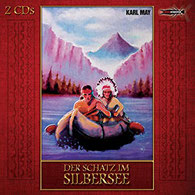 CD Cover Silbersee