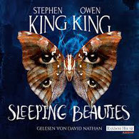 CD Cover Stephen King Sleeping Beauties