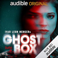 CD Cover Ghostbox Staffel 1