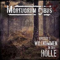 CD Cover Mortuorum Cibus Episode 1