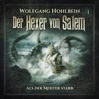 CD Cover Der Hexer von Salem Teil 1