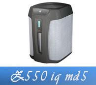 Link Z550 iQ MD5 All Season Zodiac Inverter Wärmepumpe Poolheizung