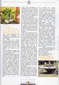 Bulletin Municipal - été 2006