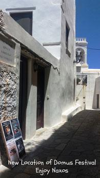 Domus Festival Naxos Griekenland - Enjoy Naxos