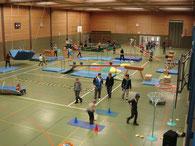 Bewegung, Sport und Spiel - elementarer Baustein der GiG