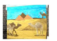 Bühnenbild Ägypten