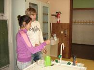 Naturwissenschaftliches Arbeiten - ein Schwerpunkt der Gemeinschaftsschule