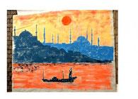 Bühnenbild Türkei