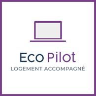 Eco-Pilot solution de logement accompagné. Permet de piloter et d'accompagner vos résidents dans leur consommations d'énergie