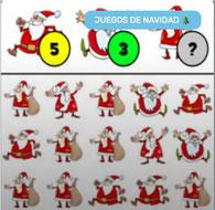 Contar el Número de Papá Noel