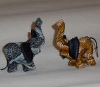 Sandtier Elefant