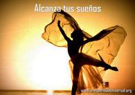ALCANZA TUS SUEÑOS PORQUE ELLOS TE HARÁN VOLAR - PROSPERIDAD UNIVERSAL - www.prosperidaduniversal.org