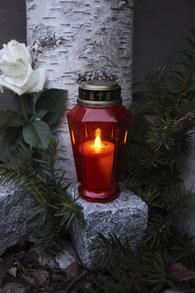 LED-Memorial Candles