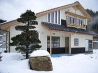 奥津の和風住宅