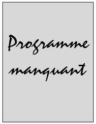 2009-09-23  Boulogne-PSG (16ème Finale CL, Programme manquant)
