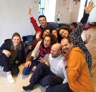 Où faire sa Constellation Familiale systemique en groupe, ateliers et stages week-end à La Rochelle et à Toulouse