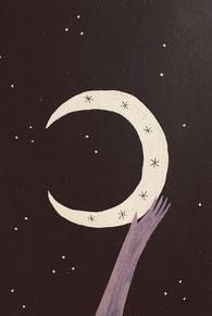 Freie Illustration in einer Sommerschool mit Simone Rea
