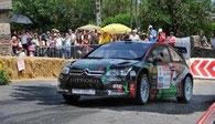 Rallye du Rouergue en juillet, rallye de Marcillac en mars