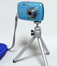 & コンパクトデジタルカメラ
