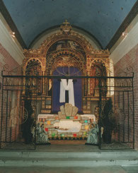 Loretokapelle mit dem Hl. Grab Foto: Rußkäfer