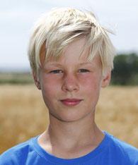 Felix Lehmann Kreismeister U12