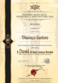 Nomina Socio Onorario 2015
