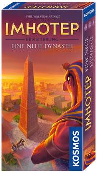 Imhotep - Eine neue Dynastie (Erweiterung)