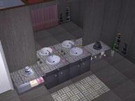 """Salle de bains """"Galets"""""""