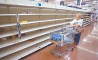 ESCASEZ DE B/S: Efectos de precios máximos