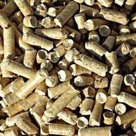 Combustible de pellets