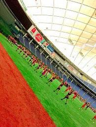 東京ドームイベント出演