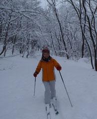 BCクロカン・歩くスキー