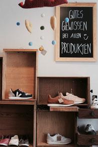 Kleiner SchuhBladen Berlin Friedrichshain